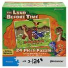 The Land Before Time 24 Piece Puzzle [Dinosaur Adventure!]