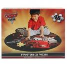 Disney Pixar Cars 3' Poster Size Puzzle [46 Pieces]