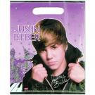 Justin Bieber Loot Bags [8 Per Pack]