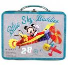 Mickey Mouse Tin Lunch Box [Airplane]