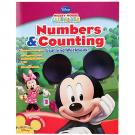 Mickey Mouse Numbers & Counting Learning Workbook