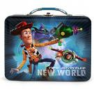 Toy Story New World Tin Lunch Box