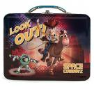 Toy Story Space Cowboyz Tin Lunch Box