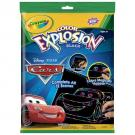 Crayola Color Explosion Cars Fun Pack