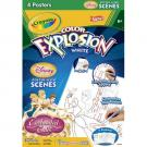 Crayola Color Explosion White Disney Princess