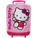 Hello Kitty Rolling Luggage Case [Waving]