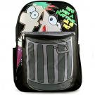 Phineas and Ferb Trash Can Backpack