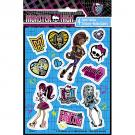 Monster High Stickers [4 Sheets Per Package]