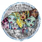 Monster High Foil Balloon [1 Per Pack]