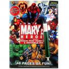 Marvel Heroes Magic Pen Painting and Invisible Ink