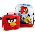 Angry Birds Backpack and Lunch Bag Combo