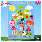 Lalaloopsy 24-Piece Lenticular Puzzle [Silliness, Friends, and Fun!]