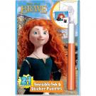 Disney Pixar Brave Invisible Ink and Sticker Puzzles