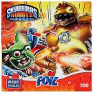 Skylanders 100 Piece Foil Puzzle [Giant Bouncer]