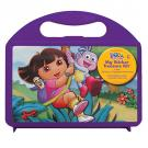 Dora the Explorer Sticker Treasure Kit