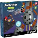 K'Nex Angry Birds Space Crater Crash Building Set [250 Pieces]