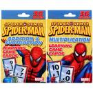 Spider-Man Learning Game Cards [Addition, Subtraction and Multiplication]