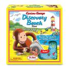 Curious George Discovery Beach Game [Vintage]