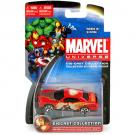 Marvel Universe Diecast Collection [Iron Man - Dodge Challenger SRT]