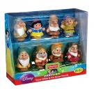 Fisher Price Little People Snow White & The Seven Dwarfs