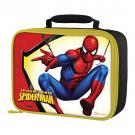 Spider-Sense Spider-Man Insulated Lunch Bag [BONUS Water Bottle] by Thermos