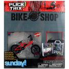 Flick Trix Bike Shop Display Case + Bike [Sunday!]