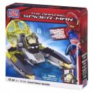 The Amazing Spider-Man Mega Bloks [Lizard Sewer Speeder]