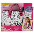 Barbie Color N' Style Fashion Bag Activity