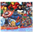 Marvel Heroes Circle of Friends Puzzle [150 Pieces]