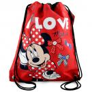 Minnie Mouse Drawstring Shoe Bag [I Love Minnie]