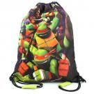 TMNT Drawstring Shoe Bag