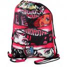Monster High Drawstring Shoe Bag