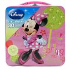 Minnie Mouse Tin Carry-All [BONUS 30 Stickers]