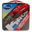 Disney Pixar Cars Tin Carry-All [BONUS 30 Stickers]