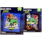 Angry Birds Space 2-Puzzle Pack [48 Pieces Each]