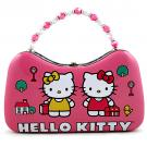 Hello Kitty Tin Scoop Purse [Pink - Bus Stop]