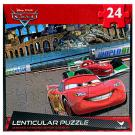 Disney Pixar Cars Lenticular Puzzle [24 Pieces]