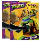 TMNT Jumbo Coloring and Activity Books [2-Pack]