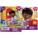 Disney Doc McStuffins 2-Puzzle Pack [24 Pieces Each]