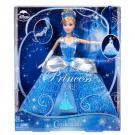 Disney Princess Cinderella Holiday Princess Doll 2012