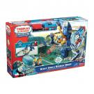 Fisher-Price Thomas and Friends Trackmaster Motorized Railway [Risky Rails Bridge Drop]