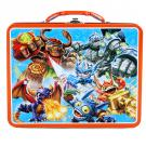 Skylanders Giants Tin Lunch Box [Blue]
