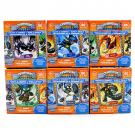 Skylanders Giants Collect & Connect Puzzles [Set of 6]