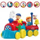 Caillou and Rosie Train Set