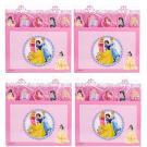 Disney Princess Tabbed Notepad - 50 Sheets [4 - Pack]