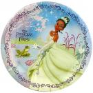 Disney The Princess and the Frog 9 Party Plates [8 per pack]