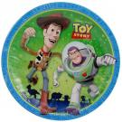 Toy Story 9 Party Plates [8 per pack]
