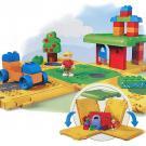 Mega Bloks My Builds Mini Bucket House