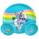My Little Pony Dinnerware Snack Plate