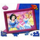 Disney Princess 3D jr Puzzle [Dancing Princesses]